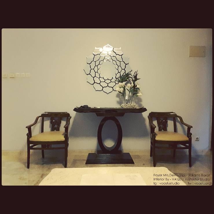 Phòng khách by Vaastu Arsitektur Studio