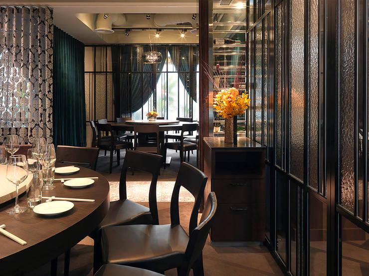 宗鍋物&金蓬萊璿會所:  餐廳 by ACE 空間制作所