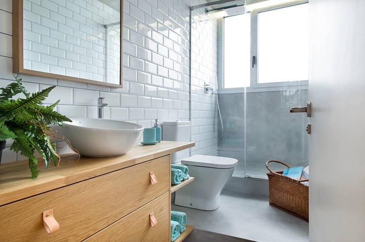 浴室 by Egue y Seta