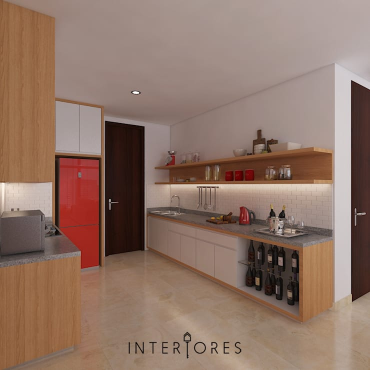 The Windsor:   by INTERIORES - Interior Consultant & Build