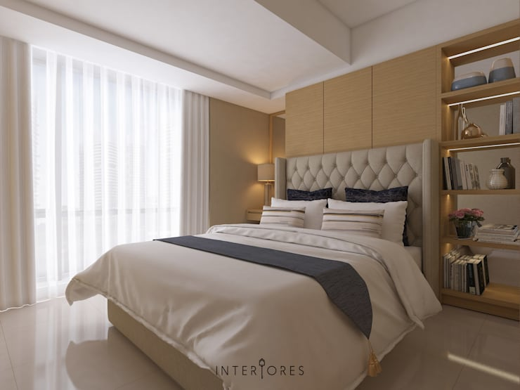 The Mansion – Kemayoran:   by INTERIORES - Interior Consultant & Build