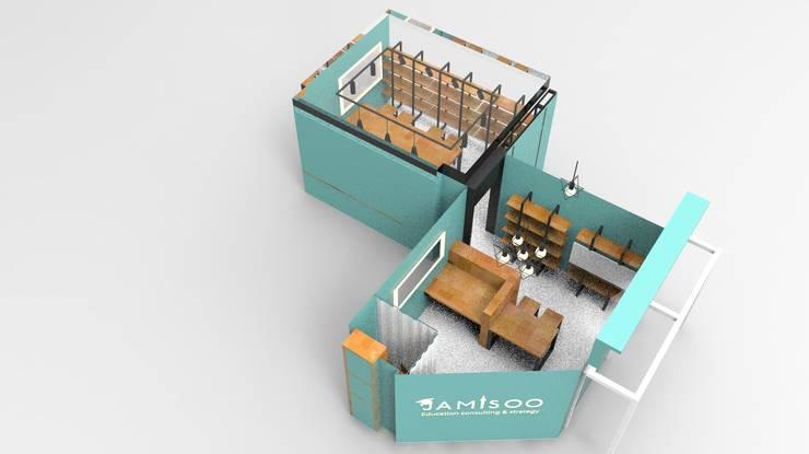 내부 3D설계이미지 by HOOSDESIGN / 후스디자인