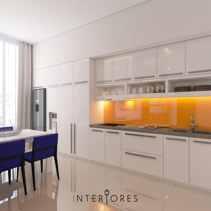 Minimalism:   by INTERIORES - Interior Consultant & Build