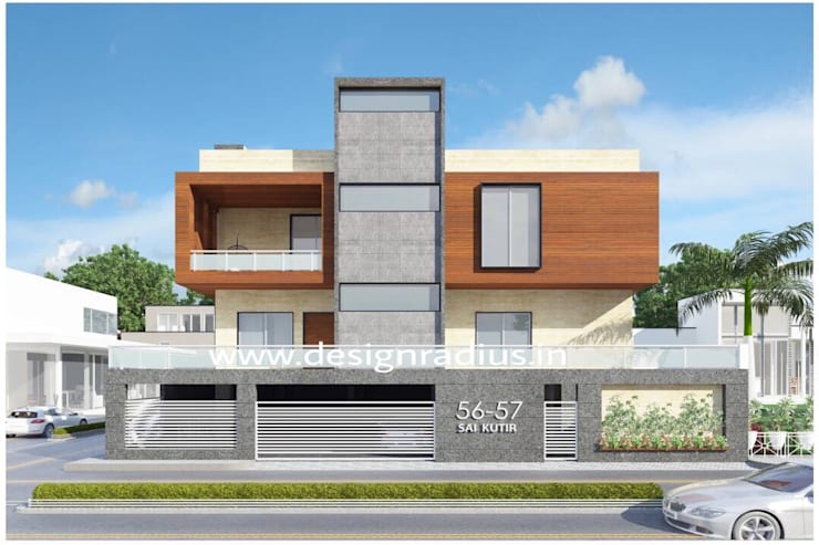 """Residential bunglow: {:asian=>""""asian"""", :classic=>""""classic"""", :colonial=>""""colonial"""", :country=>""""country"""", :eclectic=>""""eclectic"""", :industrial=>""""industrial"""", :mediterranean=>""""mediterranean"""", :minimalist=>""""minimalist"""", :modern=>""""modern"""", :rustic=>""""rustic"""", :scandinavian=>""""scandinavian"""", :tropical=>""""tropical""""}  by Design Radius,"""