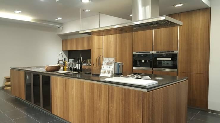 현대리바트 키친 도곡전시장: 현대리바트의  주방,
