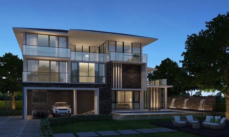 ออกแบบบ้านสวย:   by บริษัท 999 สตาร์ จำกัด