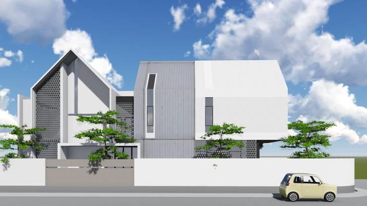 REN House:   by CSA+