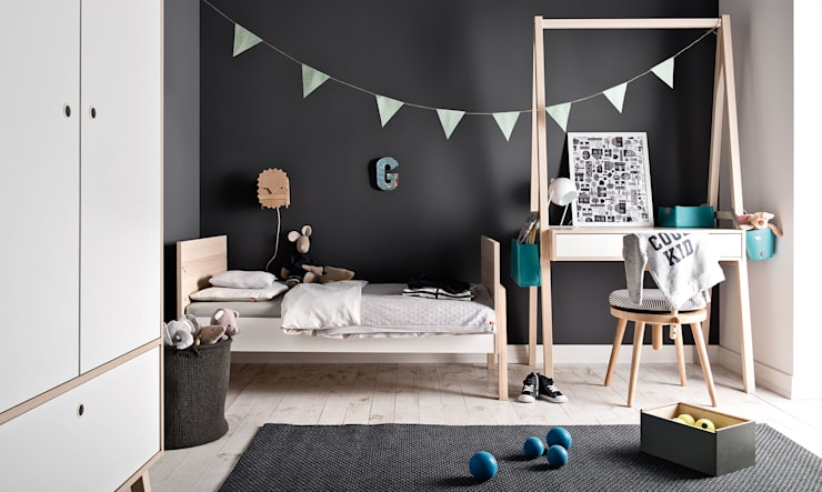 Kinderzimmer Larsen | GAVLE:  Kinderzimmer von Gavle GmbH