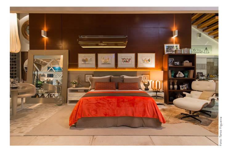 Commercial Spaces by MM8 Arquitetura e Interiores, Classic Concrete