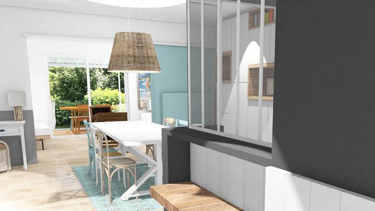 Architecte d\'intérieur - Maison secondaire à Crozon by Ad Hoc ...