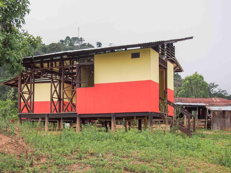 منزل جاهز للتركيب تنفيذ Ensamble de Arquitectura Integral