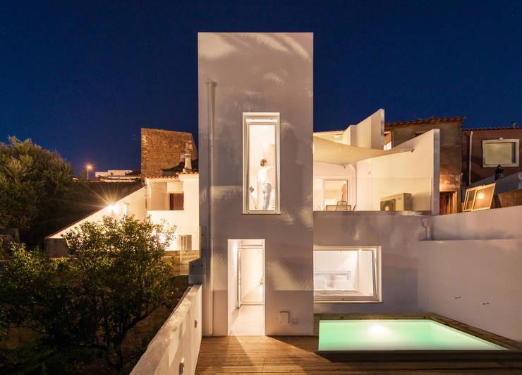 Casas de estilo  por dacruzphoto