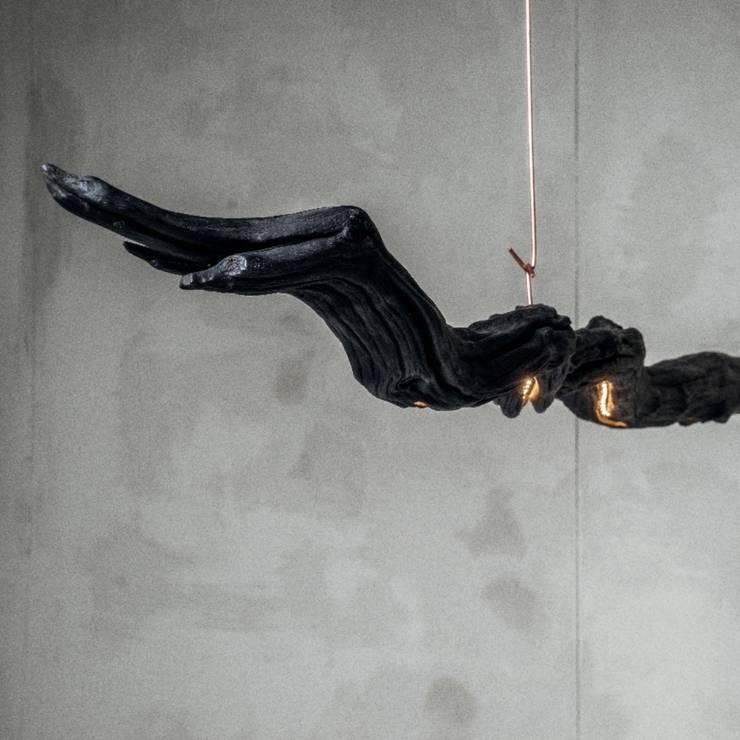 Burning Ego:  Kunst  door WDSTCK