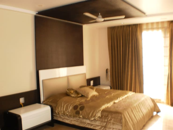 Residential Project:  Bedroom by Art of Interior,Minimalist