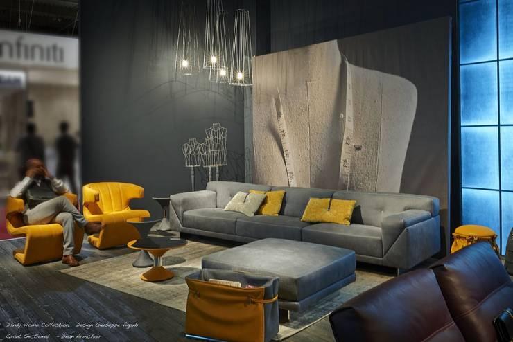 Sala de estar  por H&P Decorações