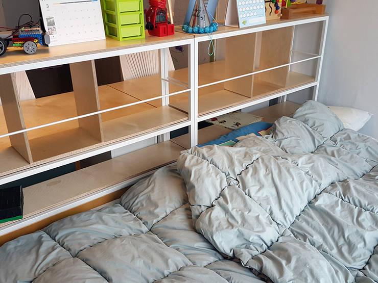 아이방꾸미기: 디자인모리의  아이방,모던 합판
