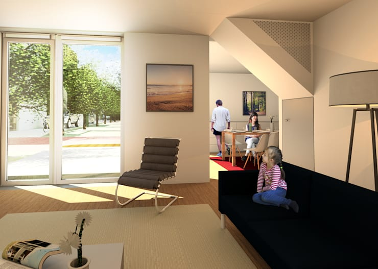 Interieur: modern  door BILT B.V., Modern