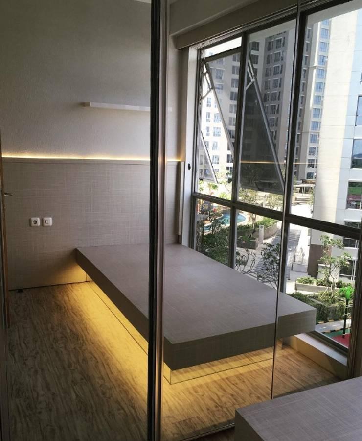 Small bedroom idea:  Kamar Mandi by aidecore