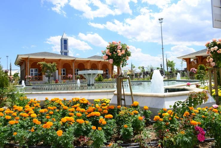 حديقة تنفيذ ÇİFTSAN BOTANİK VE AYDINLATMA