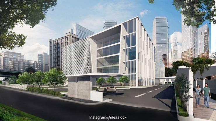 Rumah Sakit kelas B:   by Idealook
