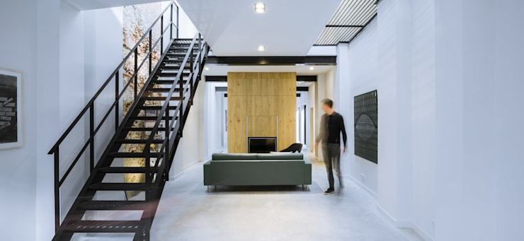 Living room by EVA architecten