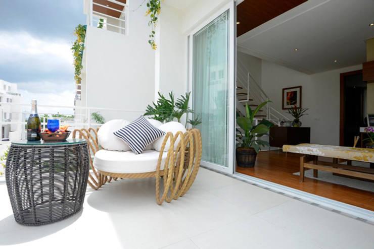 Terrace by Marilen Styles, Asian