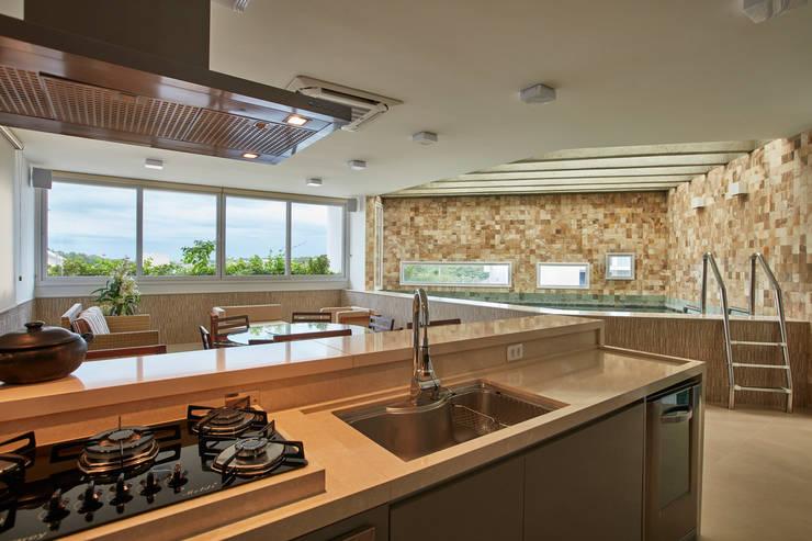 modern Spa by grupo pr | arquitetura e design