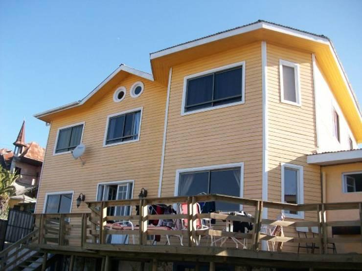 Casa Duarte_2003 :  de estilo  por XS Arquitectura