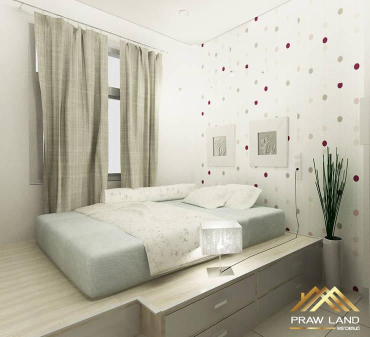 ห้องนอน by PRAWLAND