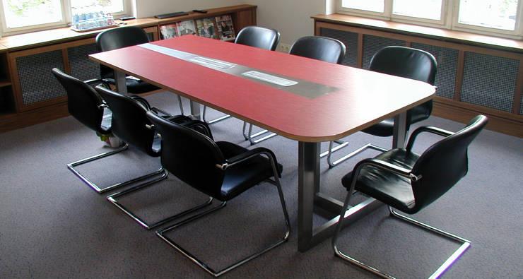 Konferenzraum:  Arbeitszimmer von Reinhard Rotthaus