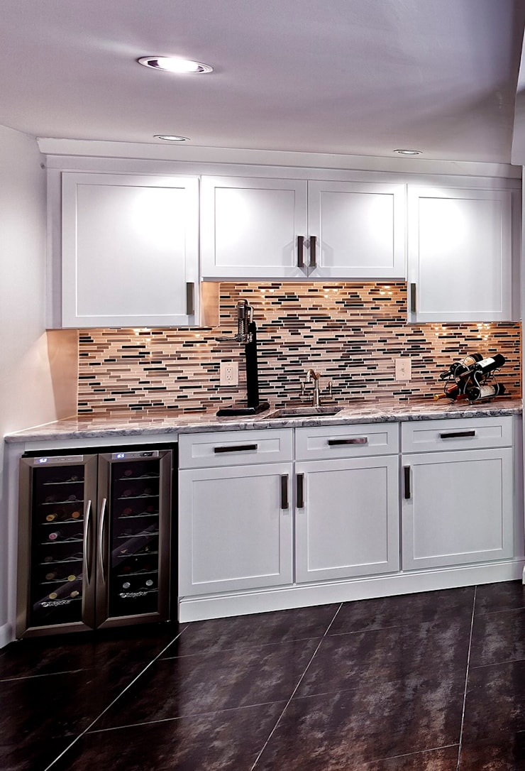2014 Coty Award Wining Kitchen by Main Line Kitchen Design Classic