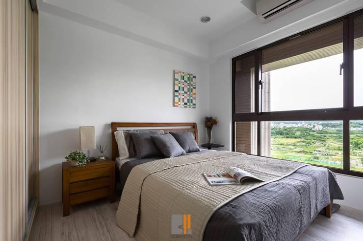 Phòng ngủ by 築川設計