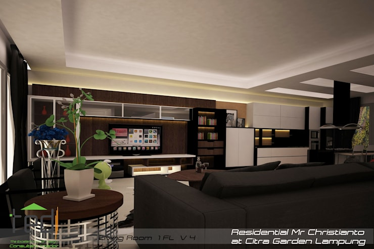 Citra Garden Residence Lampung:   by PD.Teguh Desain Indonesia