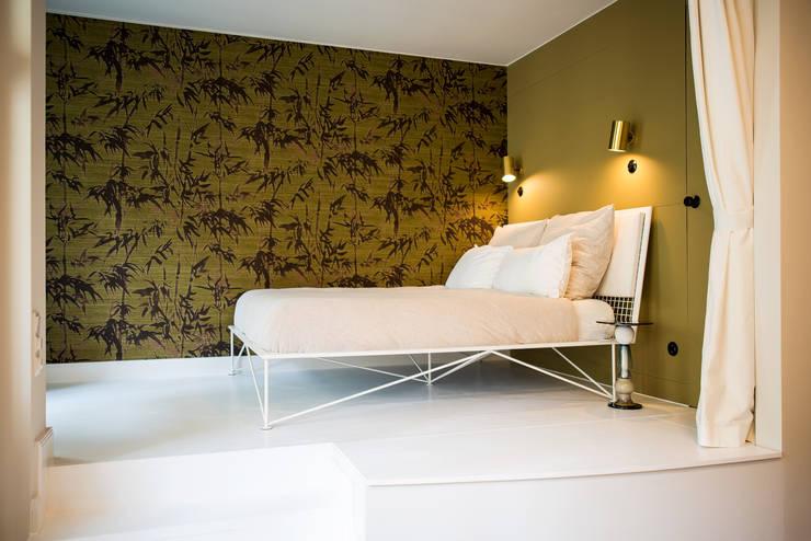 Schlafzimmer:  Schlafzimmer von THE INNER HOUSE