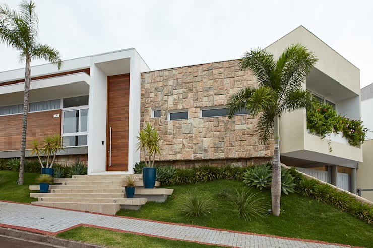 Houses by grupo pr | arquitetura e design