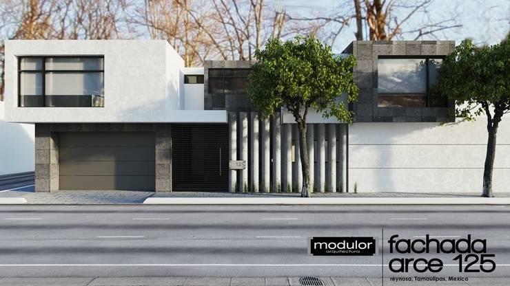 by Modulor Arquitectura Modern Concrete
