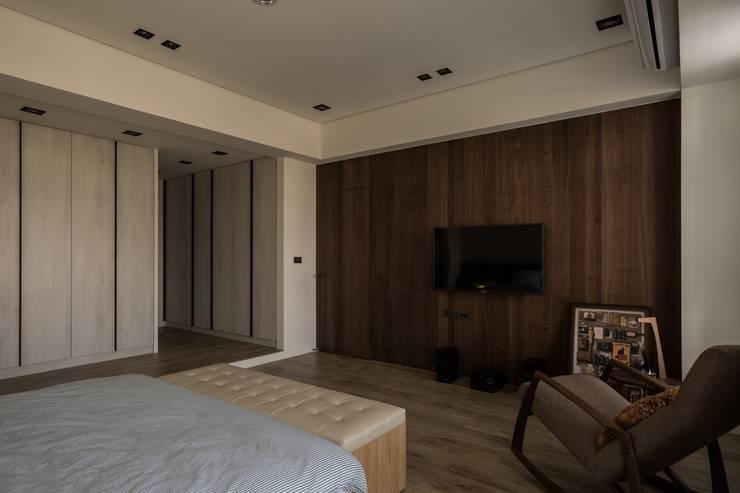[HOME] Vision Perception - ONE PARK: KD Panels의  침실