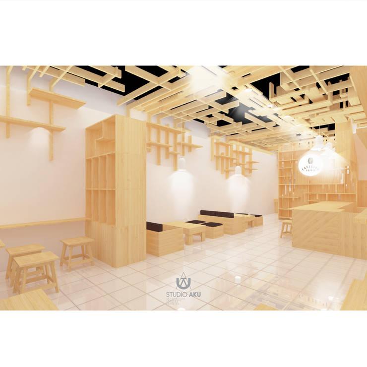 Cafeeiro 02:  Ruang Komersial by Studio AKU