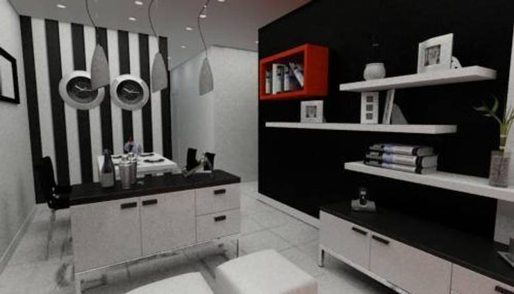 Proyecto: Livings de estilo  por En Tu Interior