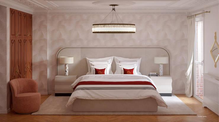 habitación: Recámaras de estilo clásico por 3Deko