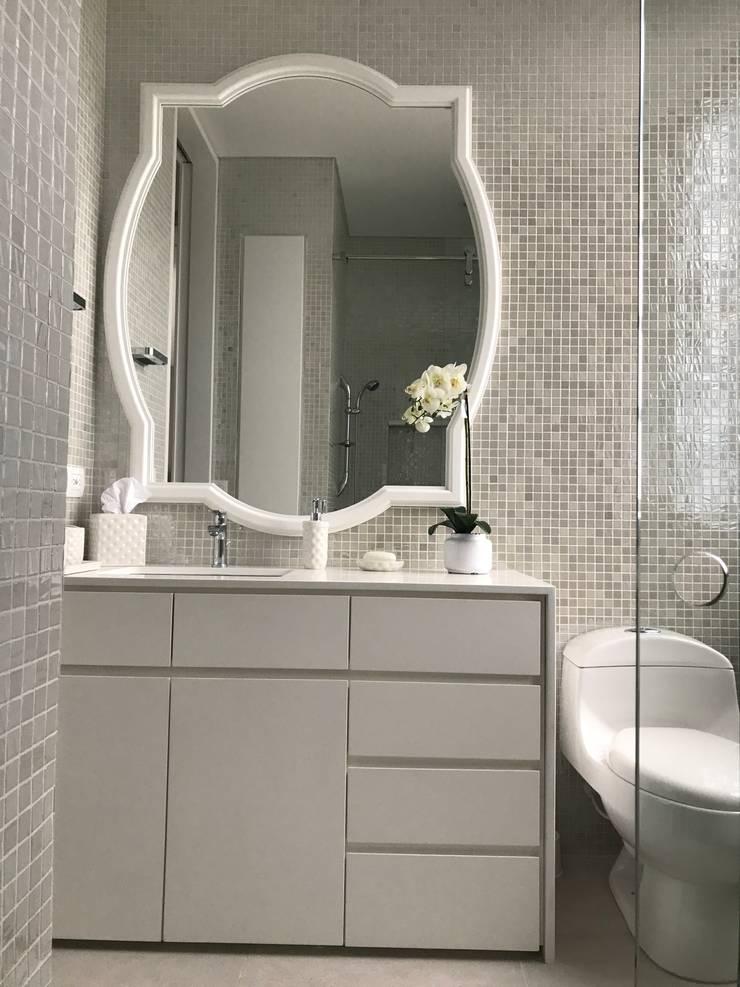 baño: Baños de estilo  por Ecologik