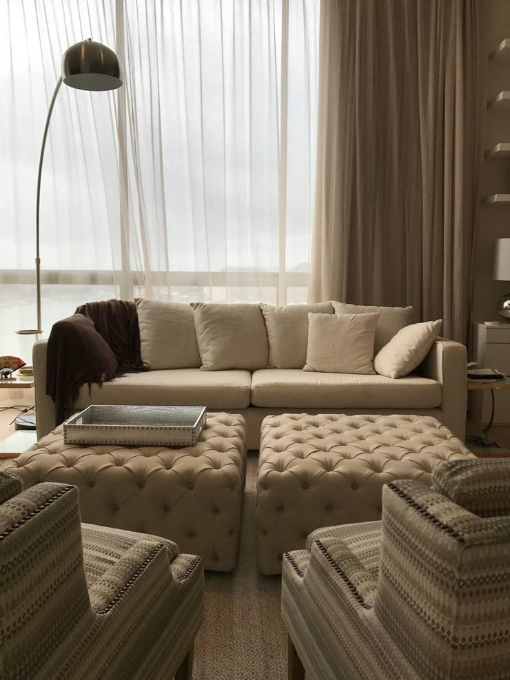habitacion principal: Habitaciones de estilo  por Ecologik