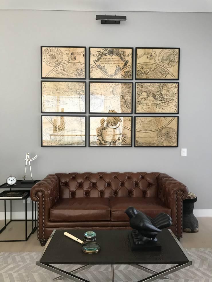estudio: Salas de estilo  por Ecologik