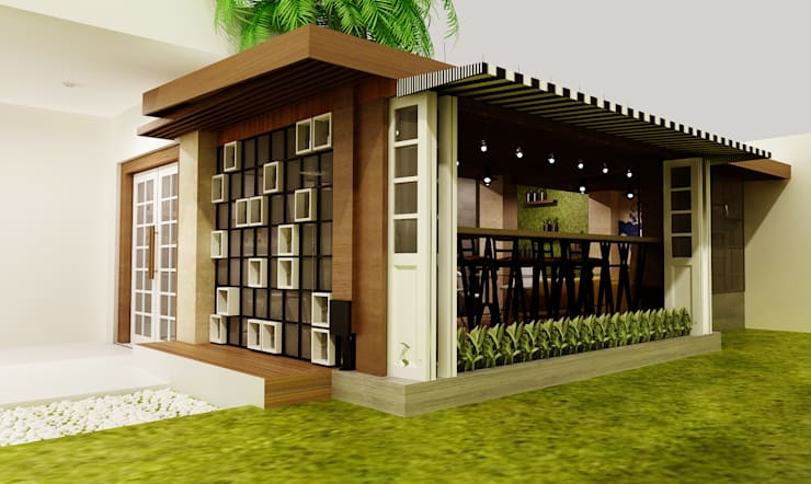 Cafetaria RS. Bunda:  Restoran by samma design