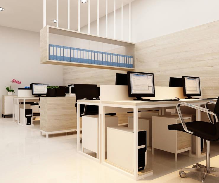 Asuransi <q>HARTA</q>:  Kantor & toko by samma design