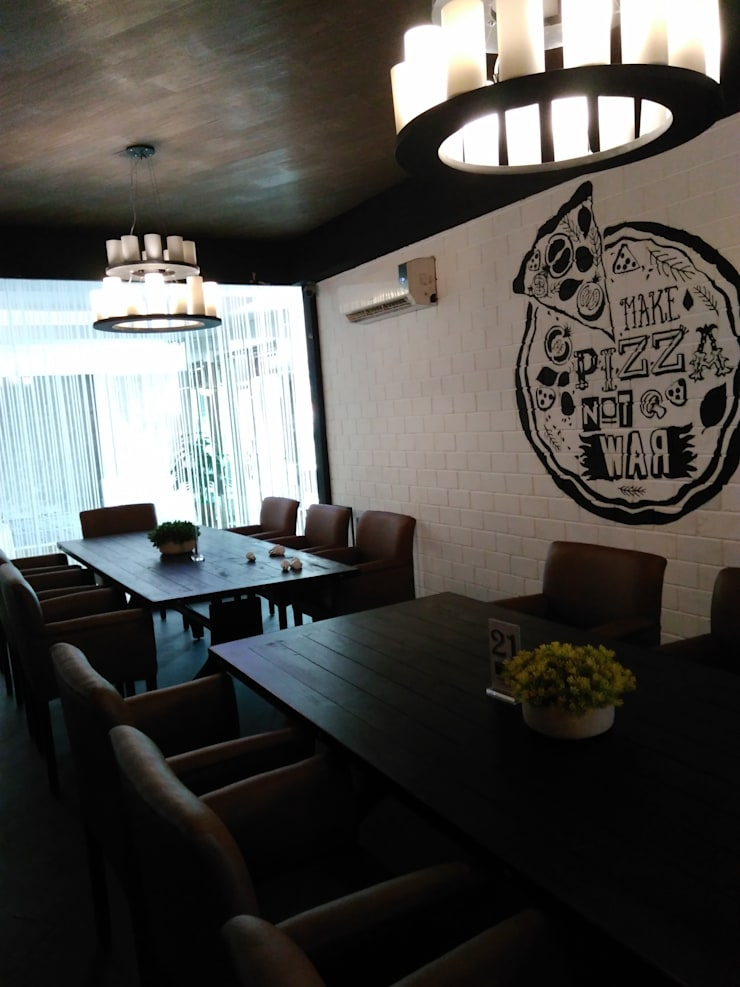 Restoran <q>Trattoria</q>:  Restoran by samma design