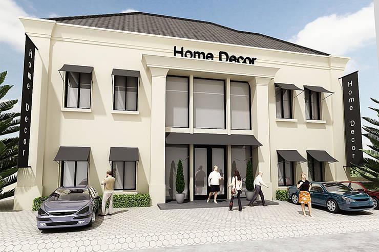 Home Decor :  Kantor & toko by samma design