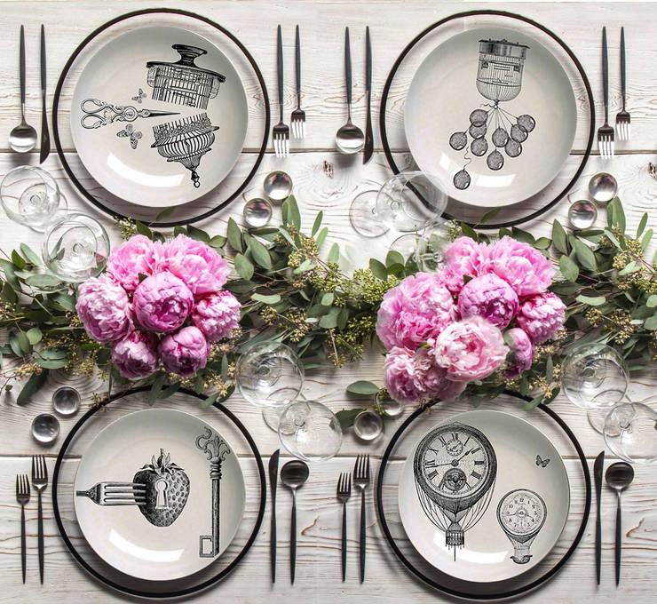 Primavera: Cucina in stile  di Massimiliano Toniol