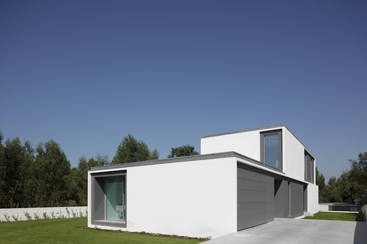 minimalistic Houses by PSB arquitectos