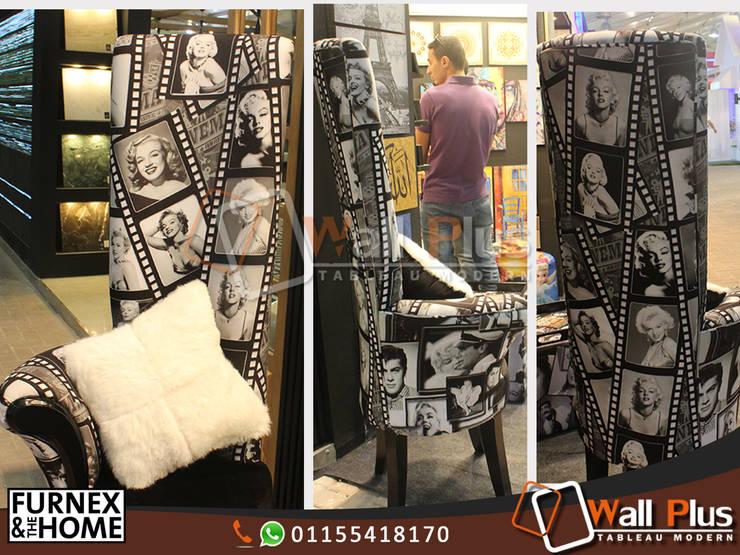 High Chair :  غرفة نوم تنفيذ WALL PLUS
